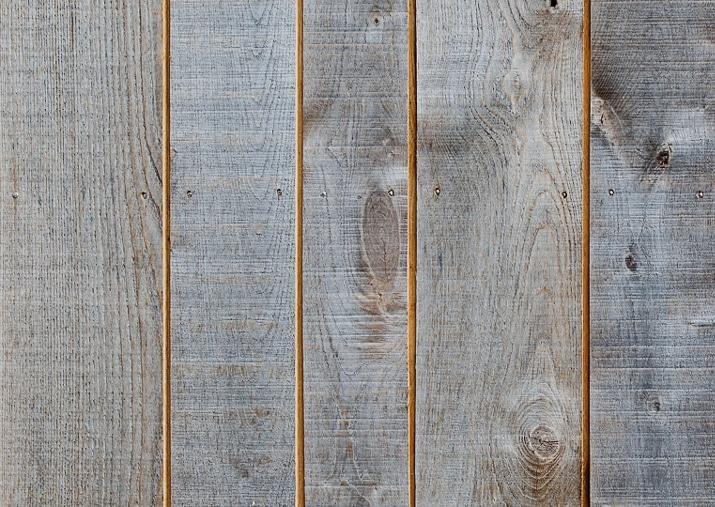 Un bardage bois vieilli pour un aspect naturel et authentique, découvrez le DéjàGris.